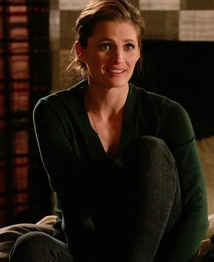 Pin by Forris on Stana the Goddess in 2019   Castle beckett