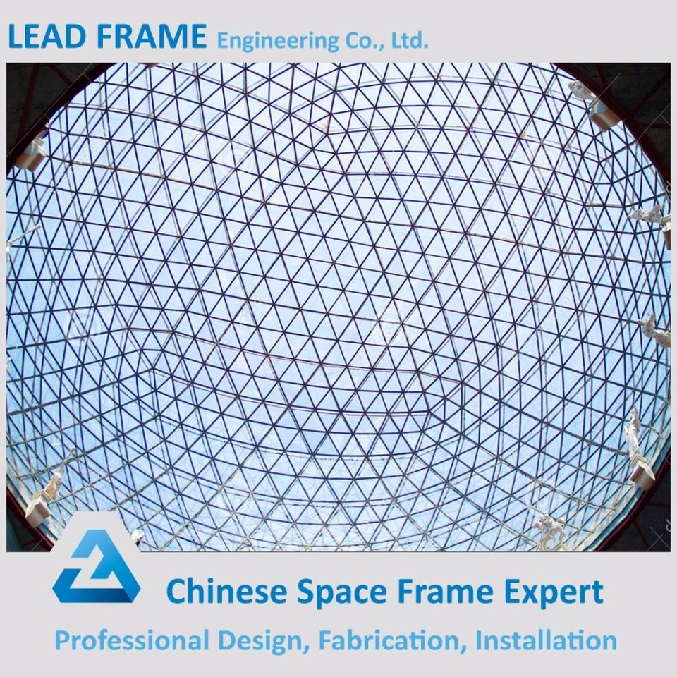 Malaysia Steel Structure Glass Dome Roof Skylight | alibaba