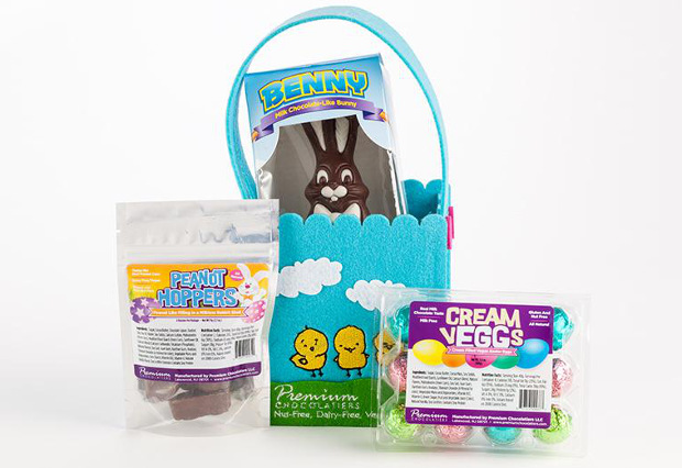 Only 4 of these vegan easter baskets left so tempted such a cute only 4 of these vegan easter baskets left so tempted such a cute gift idea negle Image collections