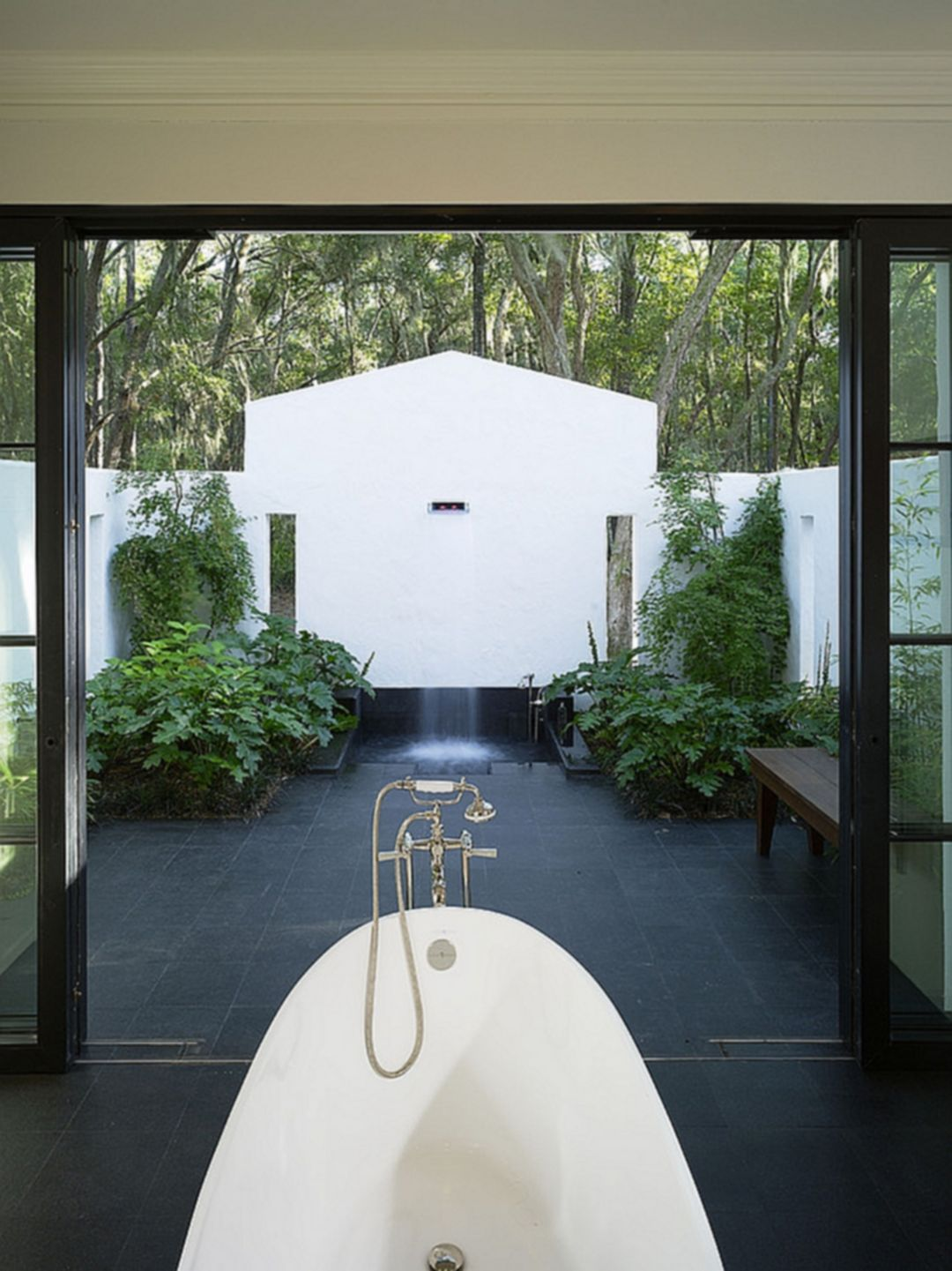 Top And Wonderful Outdoor Bathroom Design Ideas Bathroom