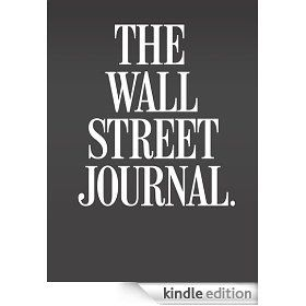the wall street journal kindle and digital plus by wall on wall street journal id=17971
