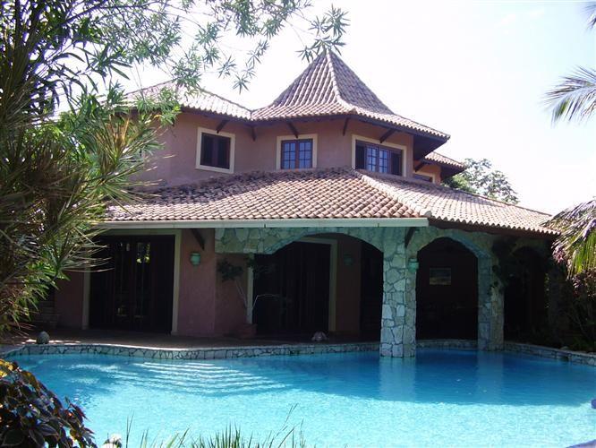 Private 4 Bedroom Cabarete Villa! Designed By Award ...