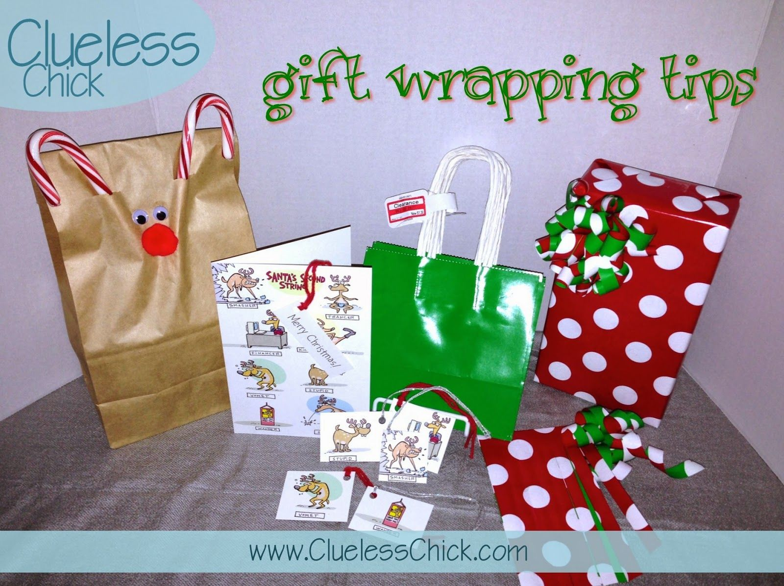 Super simple Christmas gift wrapping tips | Gift Wrapping with the ...
