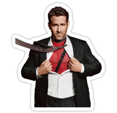 Ryan Reynolds Stickers By Shoniransy Redbubble Ryan Reynolds Ryan Reynolds