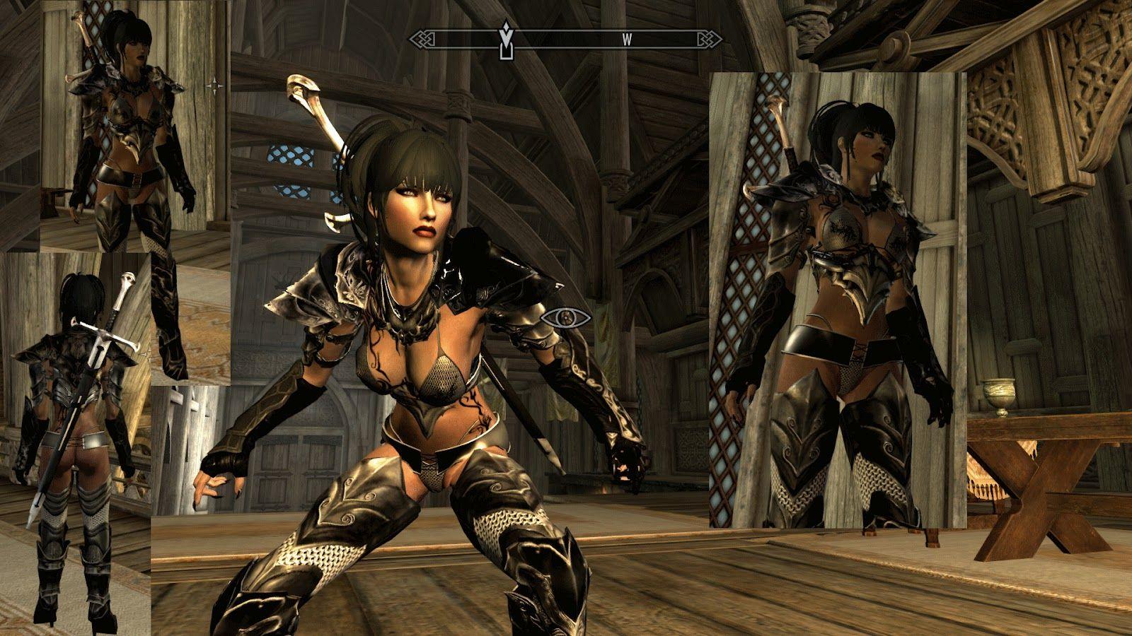100+ Elder Scrolls Oblivion Female Armors – yasminroohi