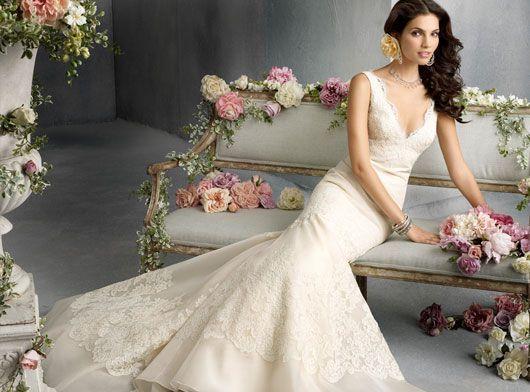 Vestidos de novia: ¿Qué estilo te sienta mejor? - Blog de bodas ...