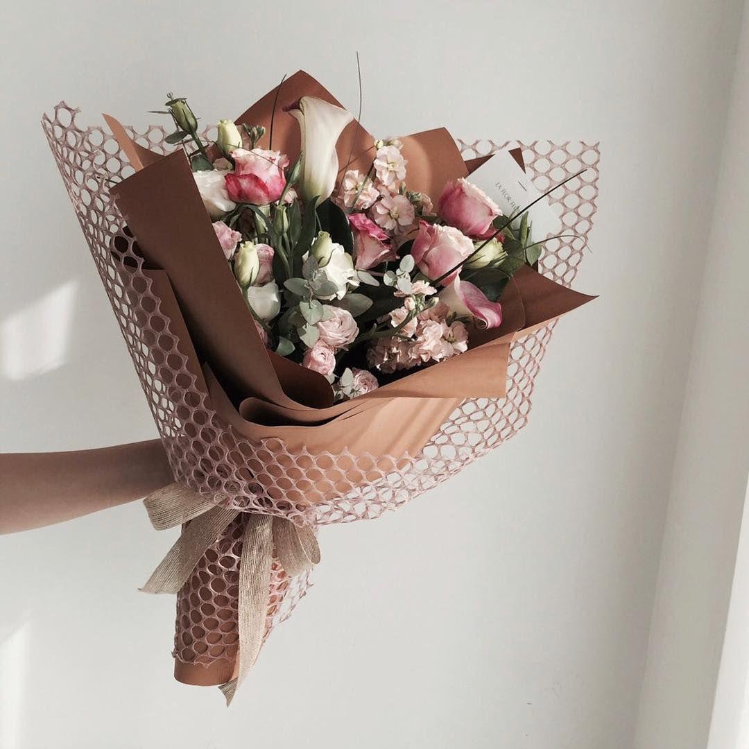 красиво упаковать букет цветов картинки лаваша корейской морковью