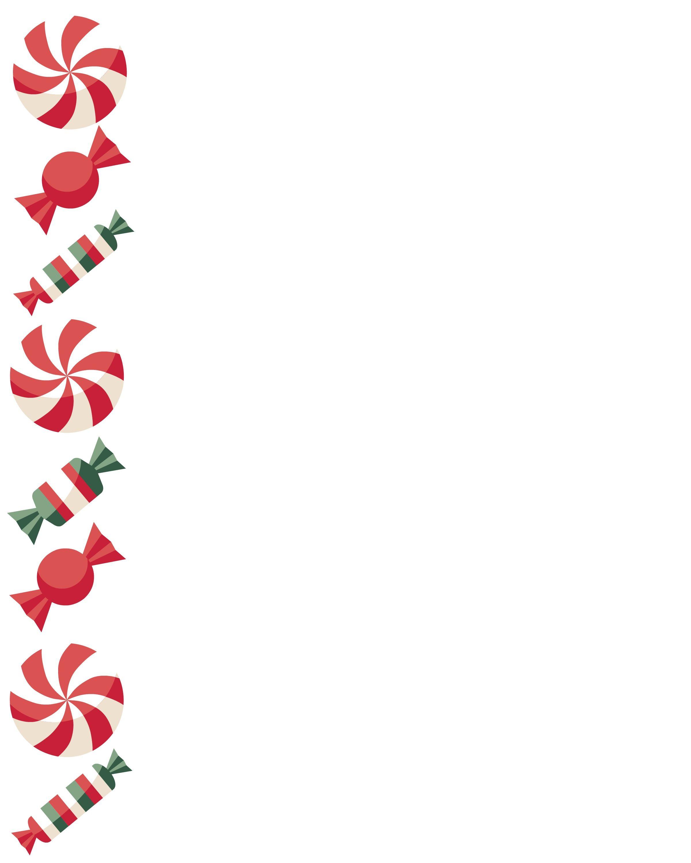 Free Christmas Letter Printables  Christmas Is  Food