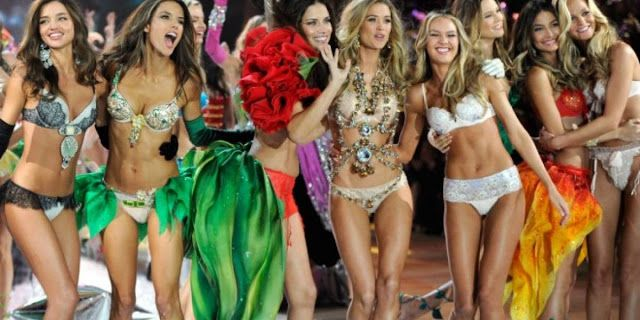 The Crude Truth Behind Victoria S Secret Models Victoria