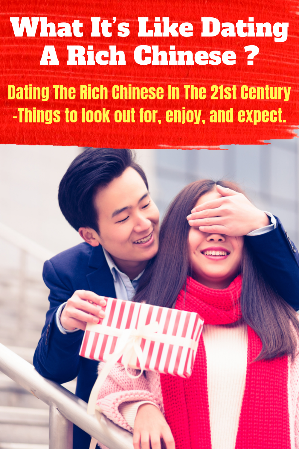 What is it like dating a chinese man