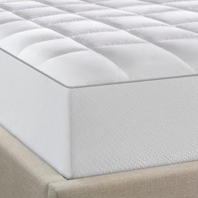 Tempur Pedic Fresh And Clean California King Mattress Pad White