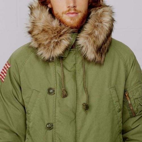 504fc6d76b5 Denim-amp-Supply-Ralph-Lauren-Men-Military-USA -Flag-Snorkel-Fur-Down-Jacket -Parka