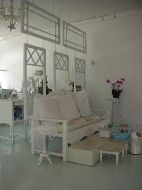 donner une deuxi me vie des vieilles fen tres id es pour la maison pinterest paravent. Black Bedroom Furniture Sets. Home Design Ideas