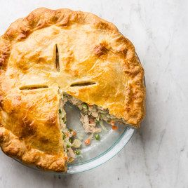 double crust chicken pot pie cook s country magazine please note rh pinterest com