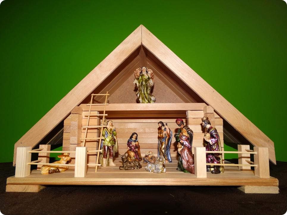Szopka Bozonarodzeniowa Oswietlenie Figurki Gratis 6597397029 Oficjalne Archiwum Allegro Decoracao De Natal Decoracao Natal