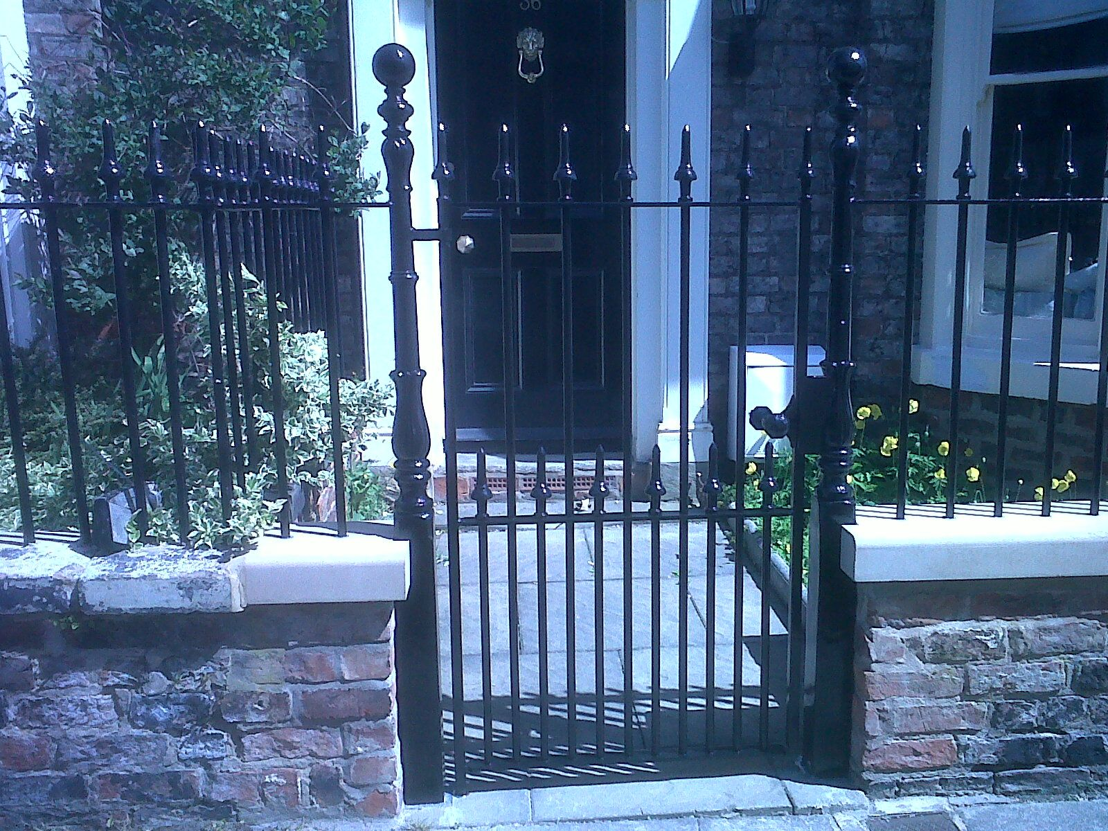 Georgian Victorian Gates And Railings Gates And Railings Cast