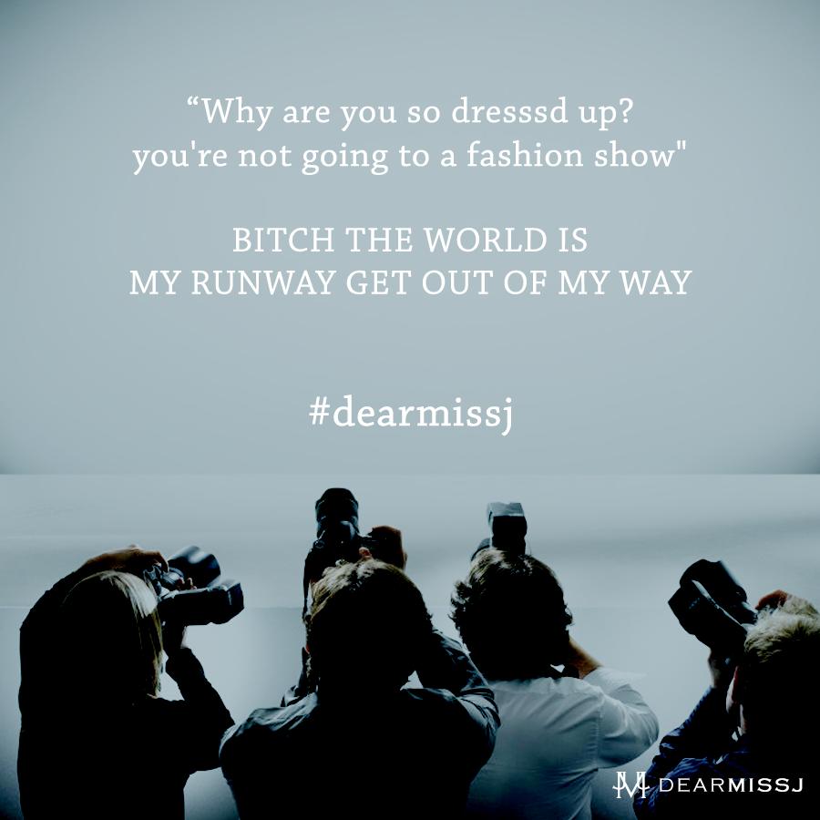 #dearmissj
