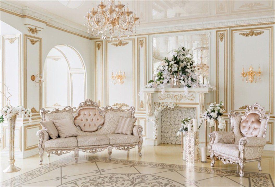Chandelier Chair Sofa Mantel Fireplace Flower Photography Antique Flower Chandelier Videos Luxury Interior Luxury Living Room Mansion Interior