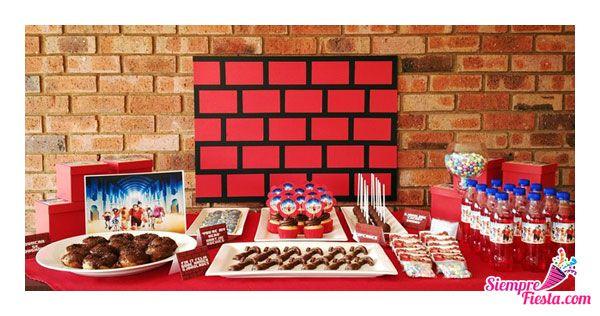 Bonitas ideas para tu próxima fiesta de Ralph el demoledor. Consigue todo  para tu fiesta en nuestra tienda en línea. fed0c2de145