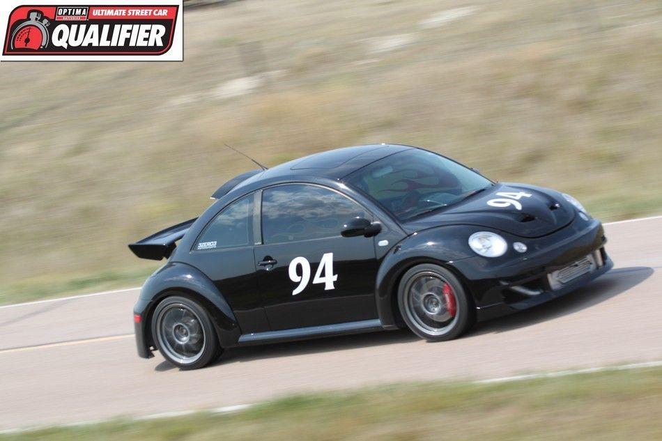 Zeke Peterson S 400 Horsepower 2002 Vw Beetle Turbo Will Compete In The 2012 Ousci Volkswagen New Beetle Vw New Beetle New Beetle