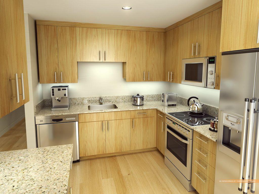 Ankrom Moisan Associated Architect Axis San Jose Interior Rendering Interior Rendering Interior Multifamily Housing