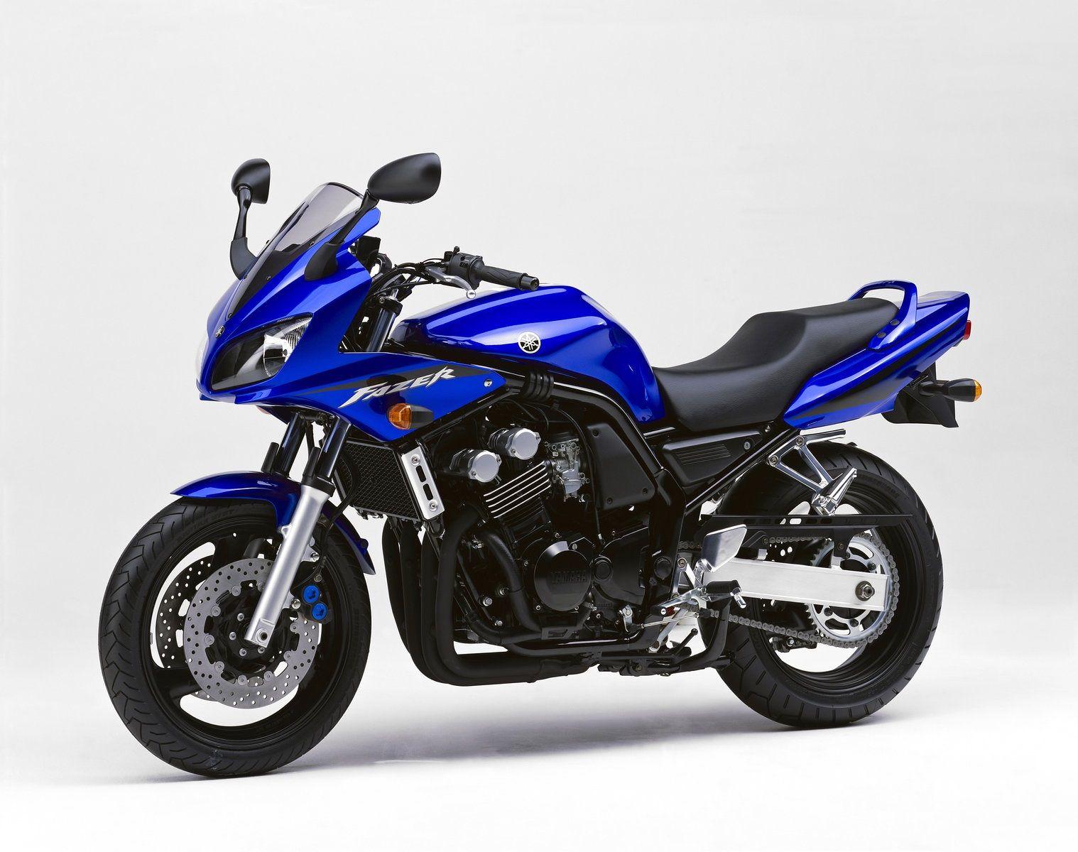 Yamaha FZS 600 Fazer (2001-2003)