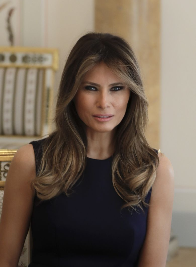 Melania Trump wow she is so beautiful and very sexy  what a classy Cougar I just love those eyes Very Cougarlicious