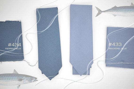 55f4357d563 steel blue neckties