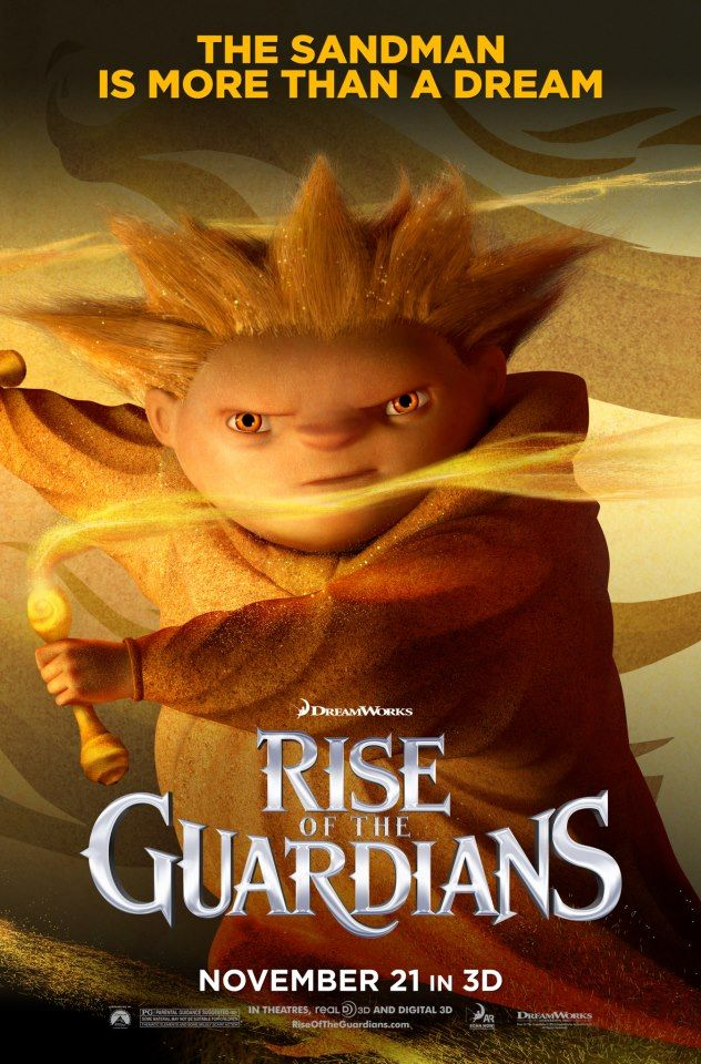 Sandman The Guardian Movie Rise Of The Guardians The Guardians Film