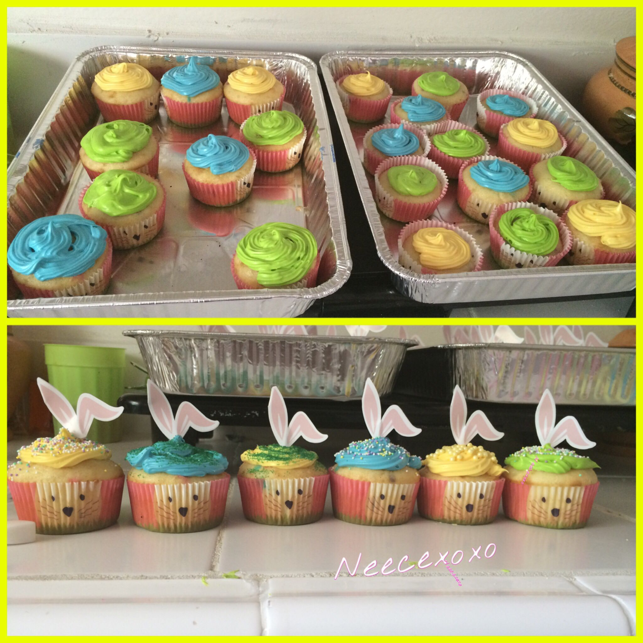 All the cupcakes and cakes that I have made