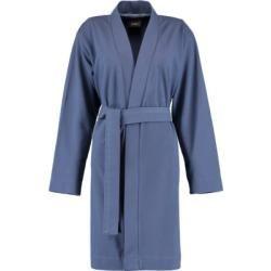 Cawö Home Bademantel Damen Kimono 815 nachtblau – 10 – L