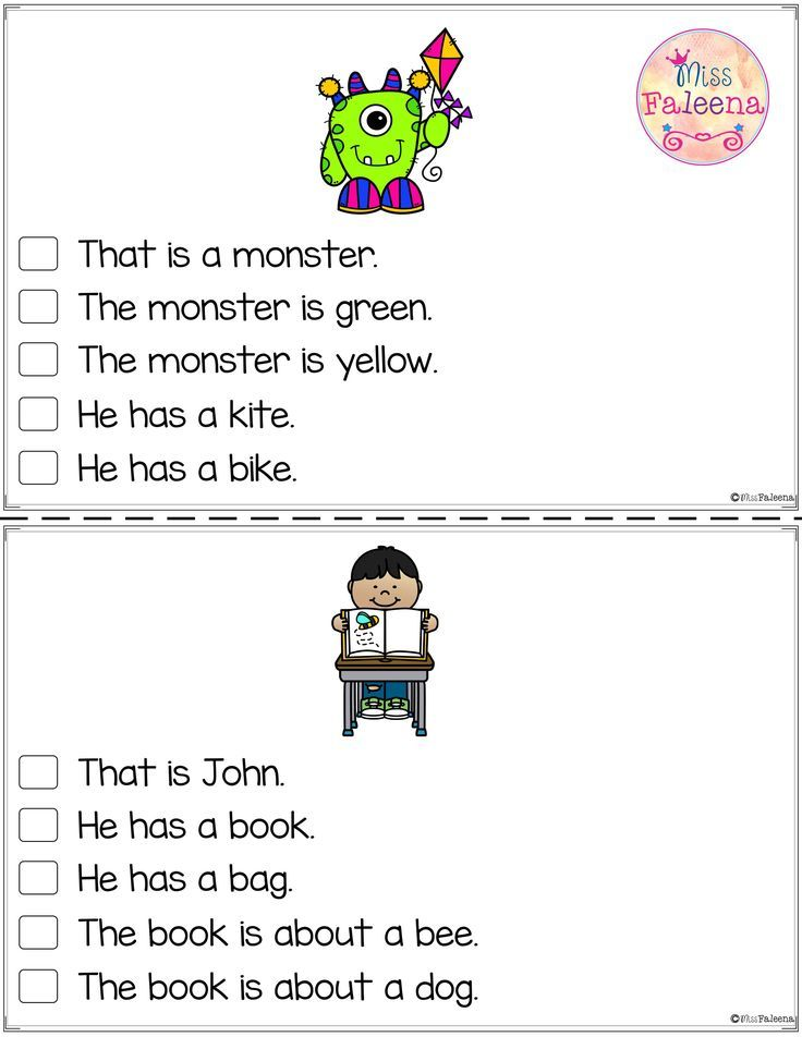 May Picture Comprehension Cards and Worksheets