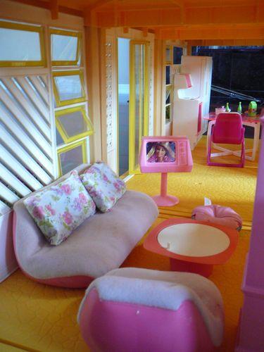 Mattel Vintage 1978 Barbie Dream House Big Lot Furniture Houston Pickup Barbie Dream House Barbie Dream Big Lots Furniture