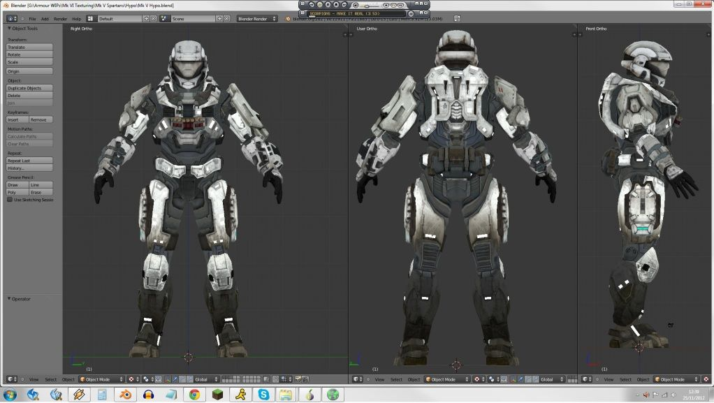 Image result for halo reach 3d models | Halo | Halo reach
