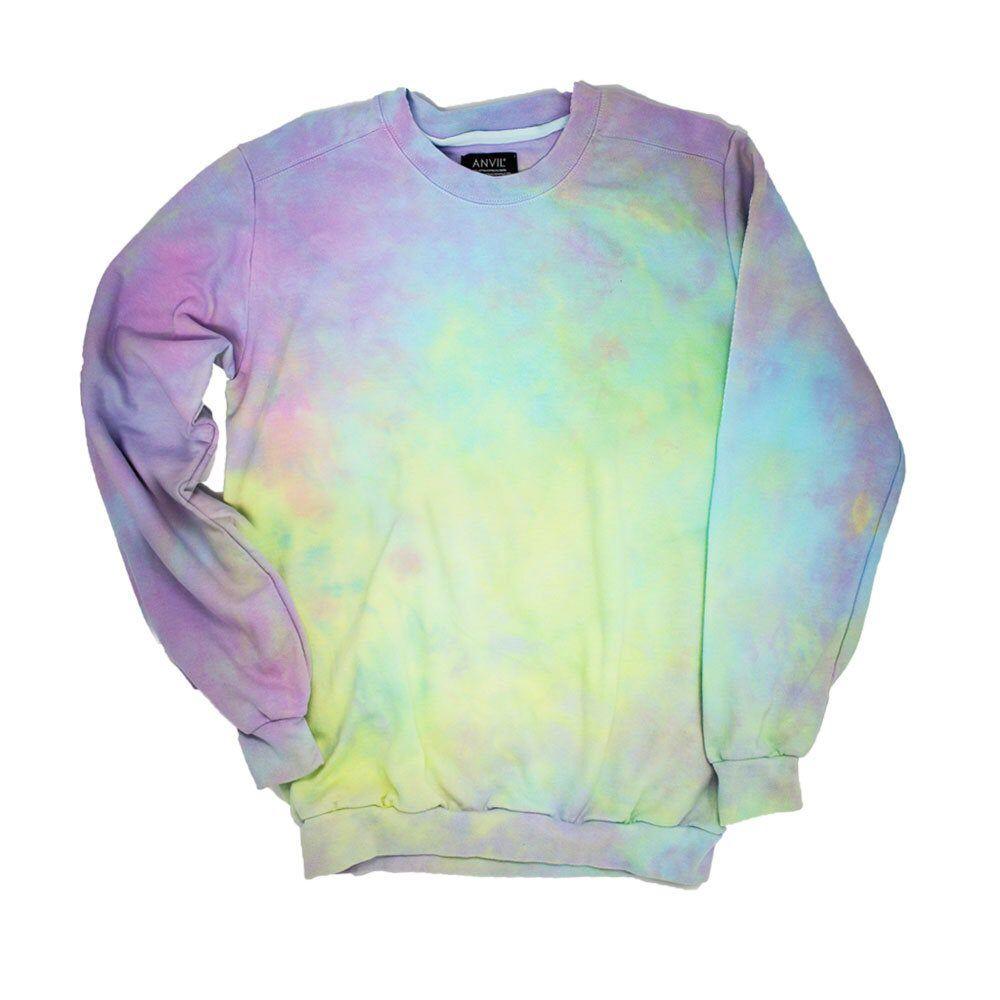 Pastel 90 S Tie Dye Organic Cotton Sweatshirt Masha Etsy Tie Dye Sweatshirt Sweatshirts Cotton Sweatshirts [ 1000 x 1000 Pixel ]