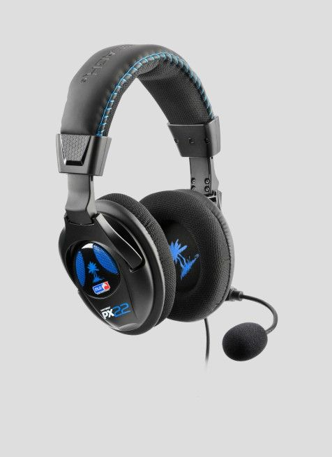Ear Force PX22 Universal Stereo Sound Gaming Headset for PS3