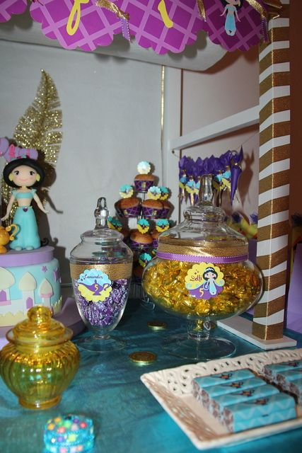 Birthday Party Ideas Jasmine Jasmine party and Princess jasmine party
