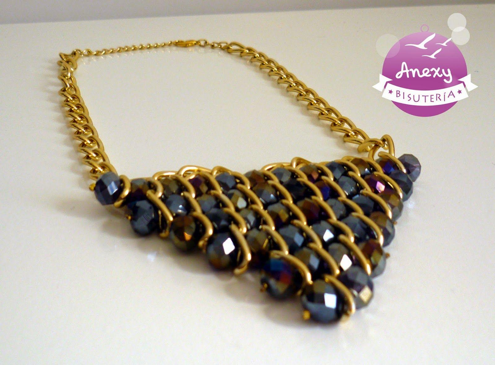 Collares De Moda 2014 De Perlas De Colores