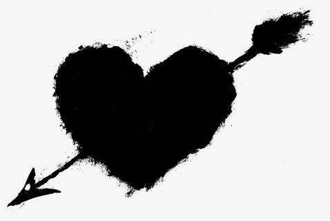Heart Kinemaster Template Png Black Background Transparent Clipart Heart Clip Art Clip Art Black Heart