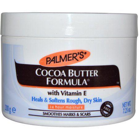 Palmer S Cocoa Butter Bonus Size Cream 7 25 Oz Walmart Com In 2020 Cocoa Butter Formula Cocoa Butter Palmers Cocoa Butter Formula