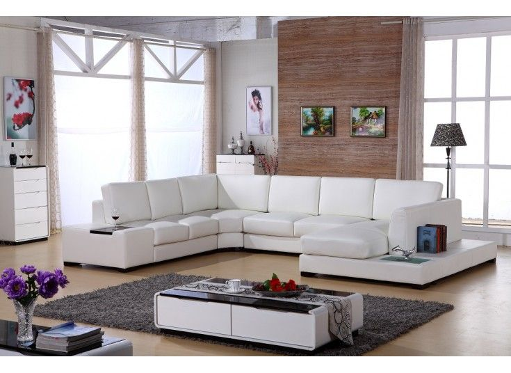 Bradford Leather Sofa Modular Lounge Ultimate Comfort Matched