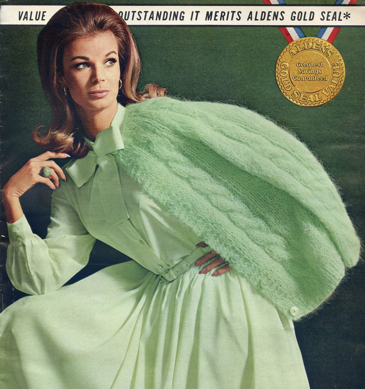 b753b05338f Crazy Mirrors  Aldens Catalog Spring and Summer 1966