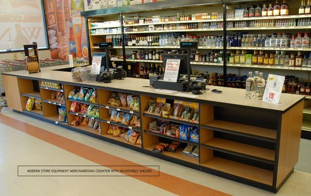 Modern Store Gallery Counters Grocery Store Design Cashier Counter Design Store Design