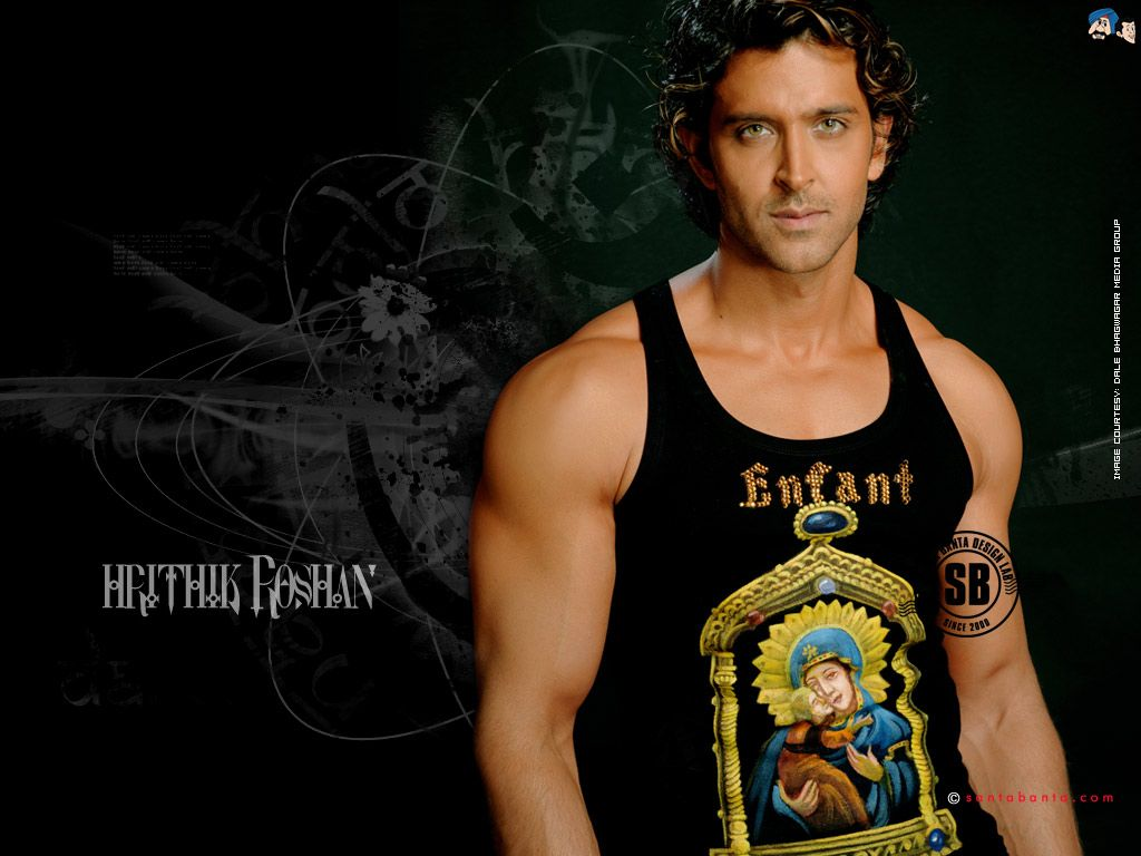 hrithik roshan | hrithik roshan 1024x768 wallpaper # 44 | happy