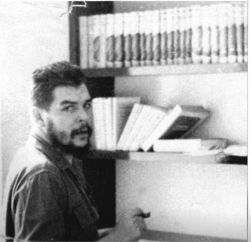 """miriamelizabethworld: """"☭Comandante Che Guevara ☭ """" #cheguevara"""