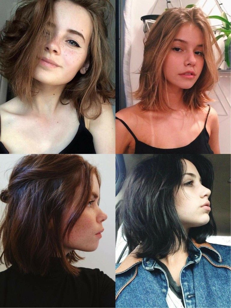 Aesthetic Short Hair Quotes