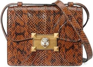 76a5025a33df Gucci Osiride small snakeskin shoulder bag - Disclosure: Advertisement