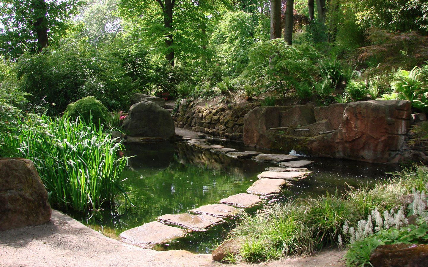 Image detail for -Excellent Classic Garden Image Collection Japanese Garden design ...