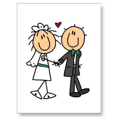 stick figure wedding google search amigos guera pinterest