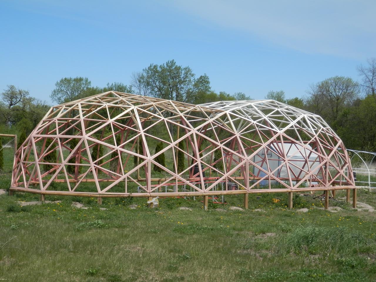Geodätische Kuppel geodesic tunnel keresés geodesic dome